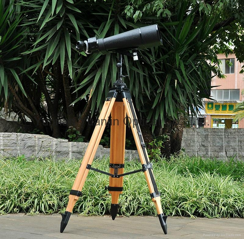 waterproof binoculars 25-40x100 high power telescope with tripod
