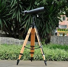 waterproof binoculars 25-40x100 high power telescope with tripod