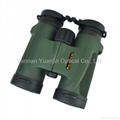 small portable handheld waterproof binoculars 8x32 for outdoor sightseeing
