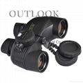 high grade military binoculars 7x50 for marine