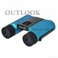 New popular roof binoculars 10x25 for ourdoor birding