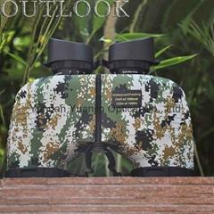 handheld waterproof marine binoculars 7x50 with wide view