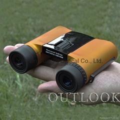 New popular roof binoculars 10x25 for ourdoor birding