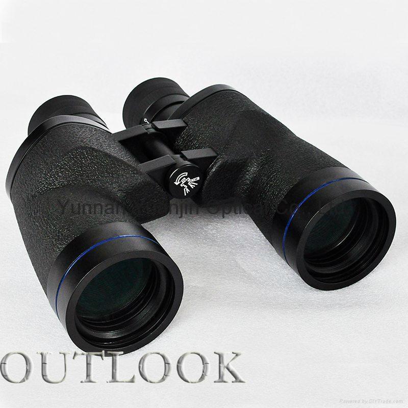 Military grade binoculars 7X50 waterproof for outdoor