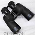Military grade binoculars 7X50 waterproof for outdoor