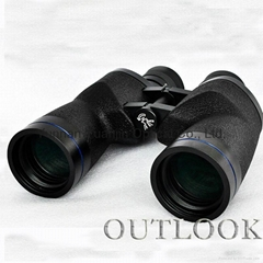 New military grade binoculars 10x50 waterproof for outdoor