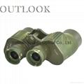 military binocular