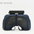 Waterproof Compact Bettlefield Long Range 7x50 Military Binoculars for Adults