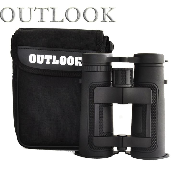 Long Range Distance Waterproof Battlefield Outdoor 10x42 Binoculars for Adults