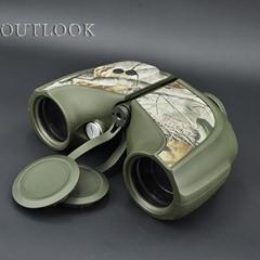 Compact Waterproof Handheld Bettlefield Long Range Bak4 7x50 Military Binoculars