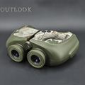 Compact Waterproof Handheld Bettlefield Long Range Bak4 7x50 Military Binoculars