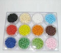 銷售國產亂色玻璃瓷珠