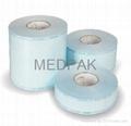 Flat sterilization rolls