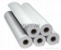 Sterilization paper rolls for FFS machine