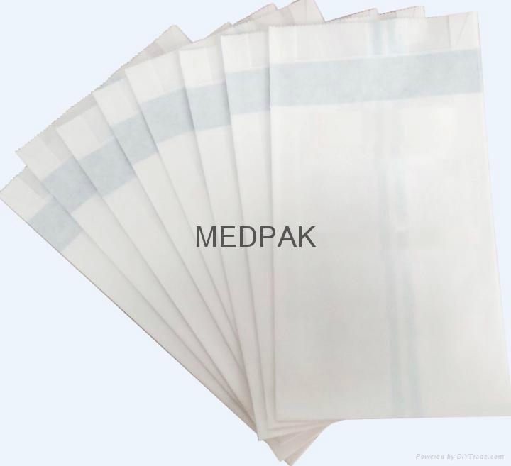 Sterilisation paper bag 1