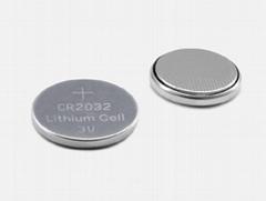 AG Button cell CR2032