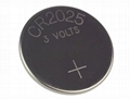 AG Button cell CR2032 5
