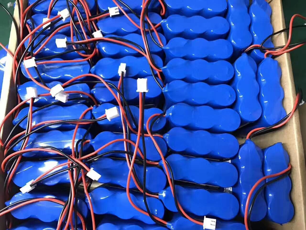 18650 锂电池 2000MAH 10C 3.7V 动力电池 5
