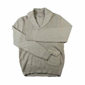 2015 Fall Gentlemen's Fashion Angora Wool Pullover Jacquard Diamond Stitch Shawl 1