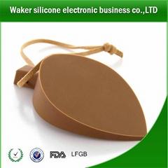 Silicone door stopper