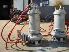 耐腐蝕排污泵/不鏽鋼潛污泵
