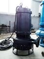 高耐磨潜水清淤泵 ,大功率矿用