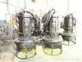 造纸厂排污纸浆泵 ZSQ型潜水