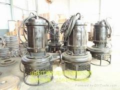 造紙廠排污紙漿泵 ZSQ型潛水泥漿泵