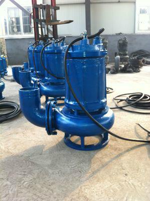 无堵塞高效切割式排污泵/绞刀式污水泵 1