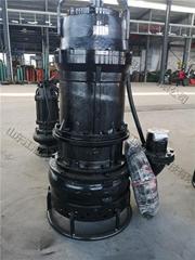 造紙廠排污紙漿泵 JHQ型潛水泥漿泵