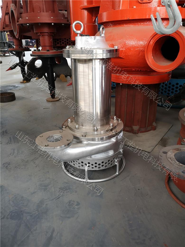 耐腐蚀排污泵 不锈钢潜污泵 1