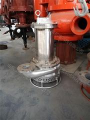 耐腐蚀排污泵 不锈钢潜污泵