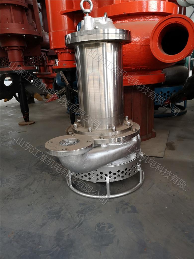耐腐蚀排污泵 不锈钢潜污泵 3