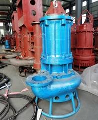 无堵塞高效切割式排污泵 绞刀式污水泵