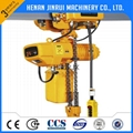 Manual Hand Lifting Equipment Electric