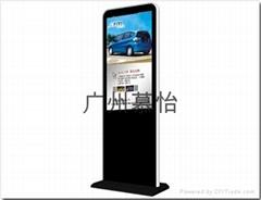 单机版立式广告机