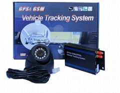 Car alarm voice communication gps tracker