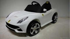 Newest Fashon Electric Toy Car Remonte Control Ride On Car Toy