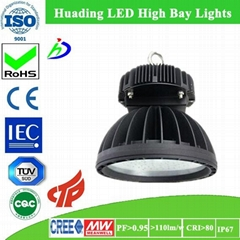 High efficiency industrial LED high bay light for sale