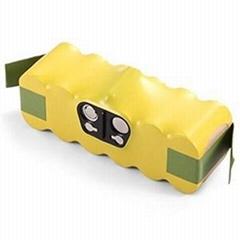 14.4v Ni-mh Battery Pack For Vacuum Cleaner