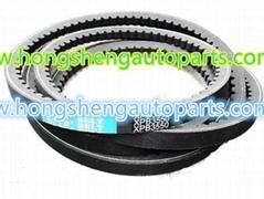 rubber ribbed belt for porche