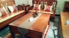 雅典红木-喜鹊报喜沙发