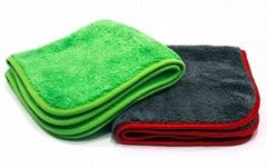 Microfiber Plush Cloth