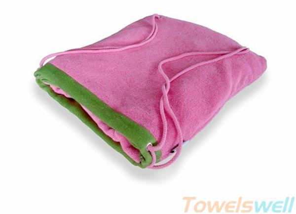 Beach towel bag 1
