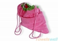 Beach towel bag 3