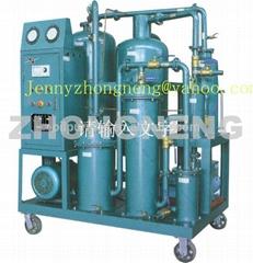 Multi-function Vacuum Insulation Oil purifier