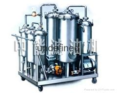 TYA SERIES VACUUM LUBRICATING OIL PURIFIER, oil filtration
