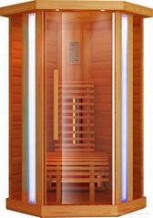 Full Spectrum (Infrared) Sauna Room