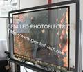 55 inch OLED transparent led display