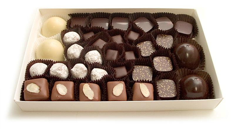 Chocolate Packaging Boxes 2